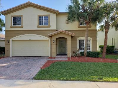 Port Saint Lucie Single Family Home For Sale: 1930 SW Newport Isles Boulevard