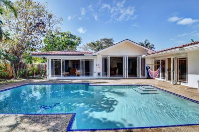 Delray Beach Single Family Home For Sale: 301 NE 8th Avenue
