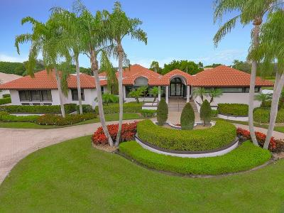 Delray Beach Single Family Home For Sale: 3605 Oakview Court