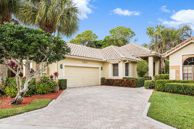 Boca Raton Single Family Home For Sale: 2421 NW 64th Street