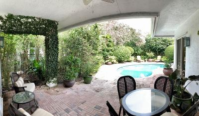Wellington Single Family Home For Sale: 2920 Twin Oaks Way