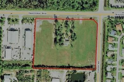 Palm Beach County Residential Lots & Land For Sale: 12900 Okeechobee Boulevard