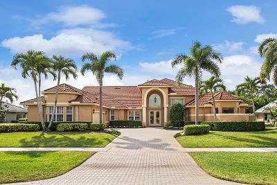 Wellington Single Family Home For Sale: 2291 Newbury Drive