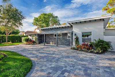 Boca Raton Multi Family Home For Sale: 959 SW 18th Street