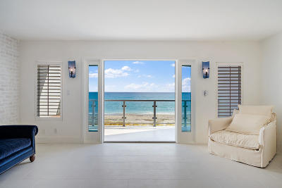Juno Beach Townhouse For Sale: 1010 Ocean Drive