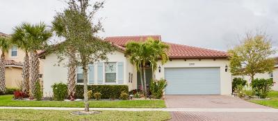 Royal Palm Beach Single Family Home For Sale: 2320 Bellarosa Circle