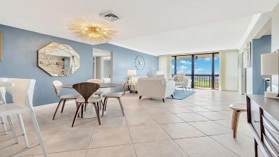 West Palm Beach Condo Sold: 2425 Presidential Way #1004