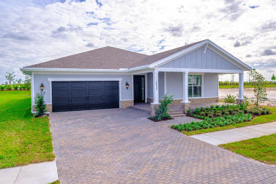Loxahatchee Single Family Home For Sale: 866 Sweetgrass Street
