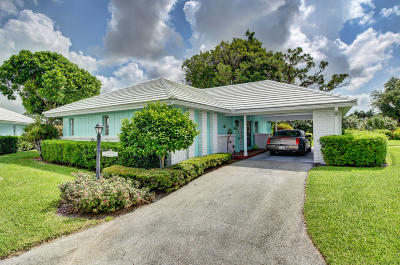 Boynton Beach Single Family Home For Sale: 2 Slash Pine Drive #2