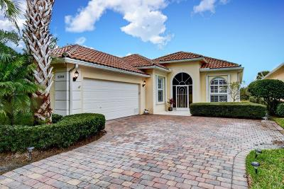 Hobe Sound Single Family Home For Sale: 8344 SE Angelina Court