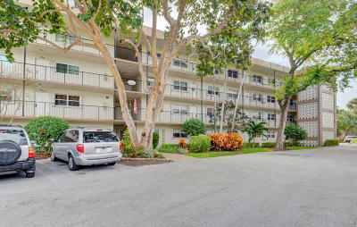 Condo For Sale: 2000 S Federal Highway #407