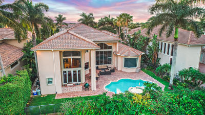 Palm Beach Gardens Single Family Home For Sale: 477 Savoie Drive