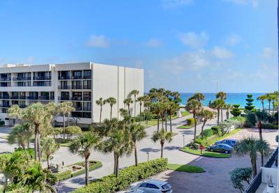 Boca Raton Condo For Sale: 2667 Ocean Boulevard #I407