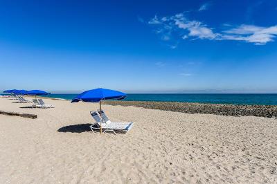 Singer Island Single Family Home For Sale: 4100 Ocean Drive #C-15