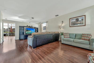 Lake Worth Single Family Home For Sale: 5642 Eagle Trace Court