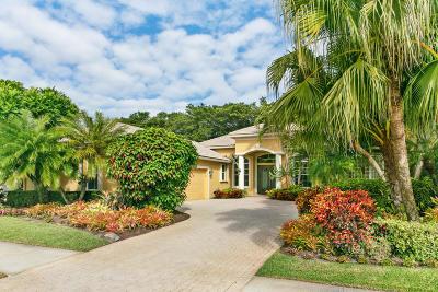 Palm Beach Gardens Single Family Home For Sale: 26 Bermuda Lake Drive