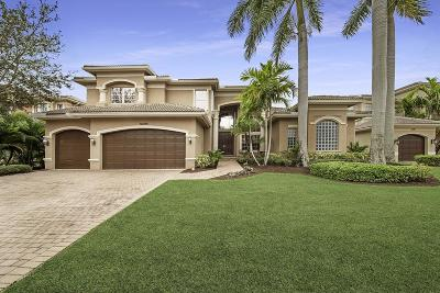 Boynton Beach Single Family Home For Sale: 11095 Stonewood Forest Trail
