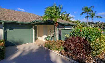 Hobe Sound Single Family Home For Sale: 6885 SE Bunker Hill Drive