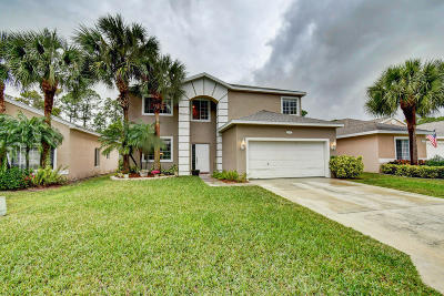 Stuart Single Family Home For Sale: 2444 SE Springtree Place