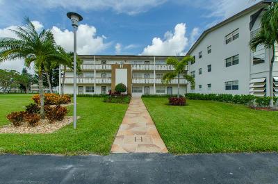 Boca Raton Condo For Sale: 295 Mansfield H