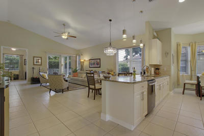 West Palm Beach Single Family Home Contingent: 2567 Sandy Cay