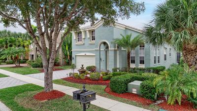 Wellington Single Family Home For Sale: 8981 Alexandra Circle
