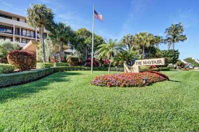 Boca Raton Condo For Sale: 1401 S Ocean Boulevard #1020