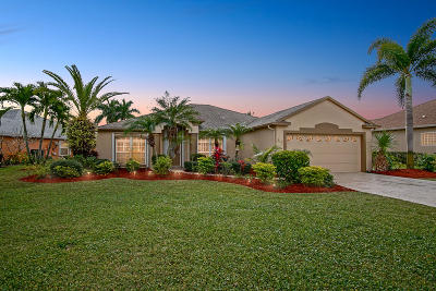 St Lucie County Single Family Home For Sale: 217 SW Whitewood Drive