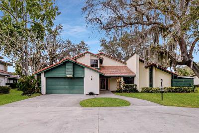 Port Saint Lucie Single Family Home For Sale: 7313 Elyse Circle
