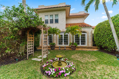 West Palm Beach Single Family Home For Sale: 232 Plymouth Road