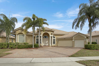 Boca Raton Single Family Home For Sale: 11629 Kensington Court