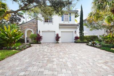Palm Beach Gardens Single Family Home For Sale: 1435 Barlow Court
