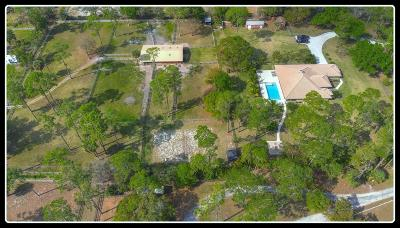 Loxahatchee Single Family Home For Sale: 13868 6th Court