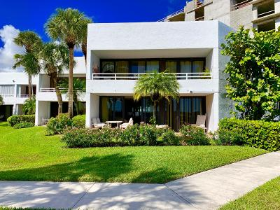 West Palm Beach Condo Sold: 3701 S Flagler Drive #A106