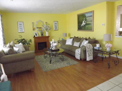 Lauderhill FL Single Family Home For Sale: $279,900