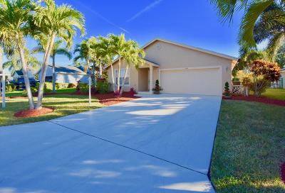 Stuart Single Family Home For Sale: 2790 SW Riviera Road