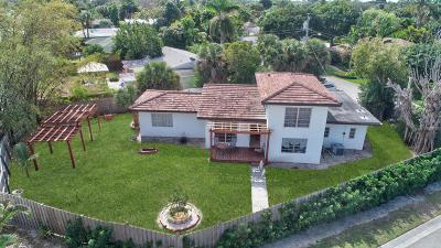 Delray Beach Single Family Home For Sale: 118 S Swinton Circle