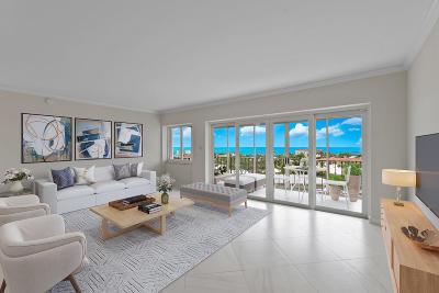 Delray Beach Condo For Sale: 86 Macfarlane Drive #9g