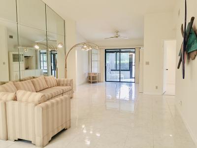 Boynton Beach Single Family Home For Sale: 10981 Roebelini Palm Court #B