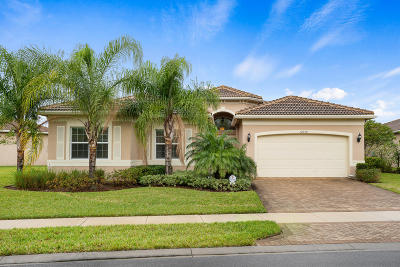 Boynton Beach Single Family Home For Sale: 12259 Whistler Way