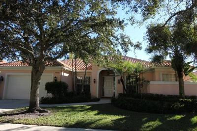 West Palm Beach Single Family Home Contingent: 7850 Spring Creek Drive