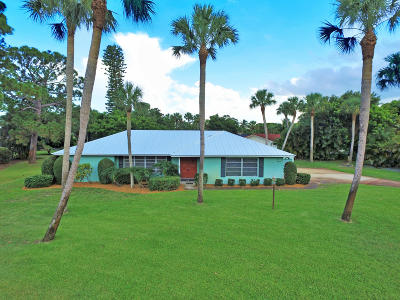 Sewalls Point Single Family Home For Sale: 5 Indialucie Parkway