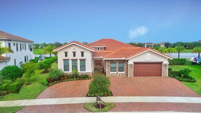 Parkland Single Family Home For Sale: 10405 Barnsley Drive