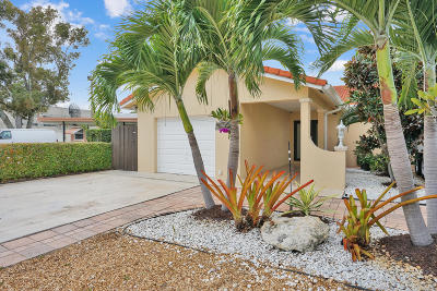 Pompano Beach Single Family Home For Sale: 3631 NE 13th Avenue