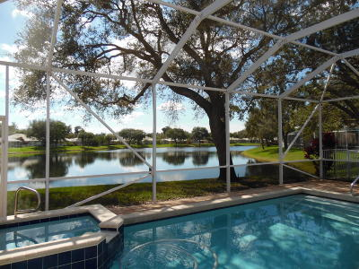 Palm Beach Gardens Single Family Home For Sale: 4144 Lazy Hammock Road