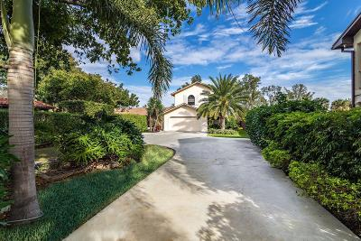 Lake Worth Single Family Home For Sale: 1324 Lakeside Drive