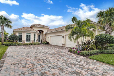 Boca Raton, Boynton Beach, Delray Beach, Jupiter, Lake Worth, North Palm Beach, Palm Beach Gardens, Tequesta, Wellington, West Palm Beach Single Family Home For Sale: 170 Lucia Court