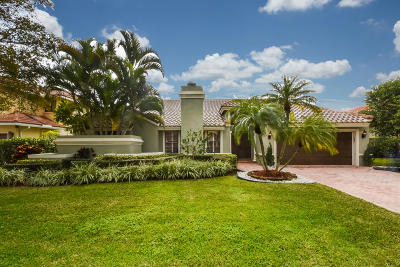 Boca Raton Single Family Home For Sale: 6183 Vista Linda Lane