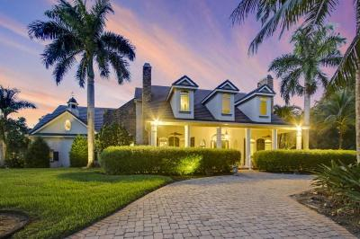 West Palm Beach Single Family Home For Sale: 14639 Crazy Horse Lane