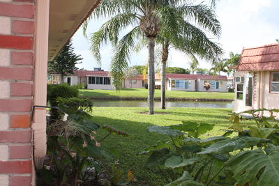 Delray Beach Single Family Home For Sale: 163 Valencia G